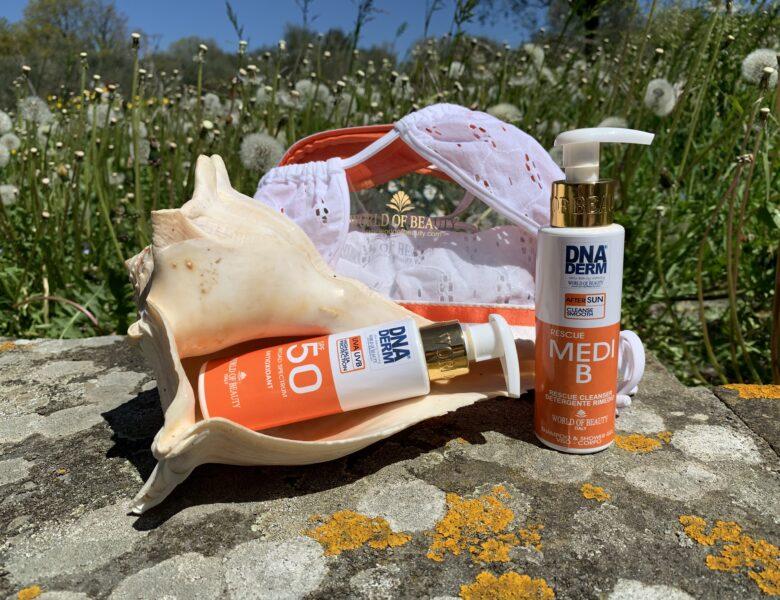 Detergente Rescue MEDI B DNA derm World of Beauty